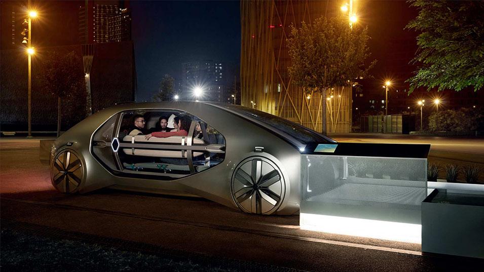 Renault architect